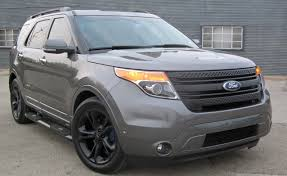 2013 ford explorer upgrades custom grille for a ford explorer ford explorer