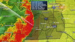 Weather Map Radar 3 30 P M Severe Weather Update Wcco Cbs Minnesota