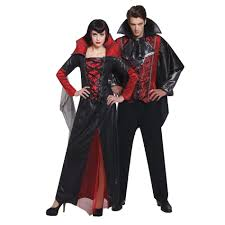 gothic halloween costumes totally ghoul halloween gothic vampire costume size one size fits