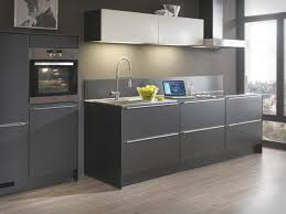 Silver Floor L Stainless Steel Kitchen Cabinets Cost Silver Range Brown