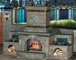 Unilock Fireplace Kits Price Cambridge Outdoor Living Fireplace Kits