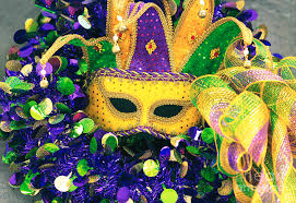 colors for mardi gras mardi gras colors photograph by rizzuto