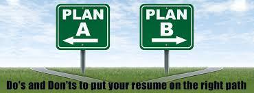 Photo On Resume Resume Writing Do U0027s And Don U0027ts Advice And Tips How To Write