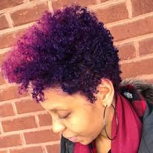 how to color natural afro textured hair best 25 purple natural hair ideas on pinterest purple hair