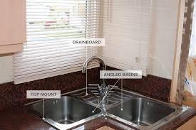 kitchen sink with cupboard for sale a guide to 12 different types of kitchen sinks