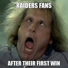 Raiders Fans Memes - raiders fans sports trashtalk raiders pinterest raiders