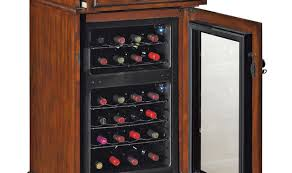 Hide A Bar Cabinet Bar Awesome Bar Cabinet With Mini Fridge Wine Serving Station