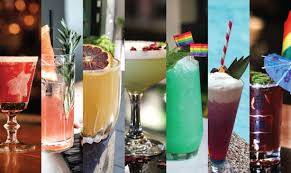 five pride themed cocktails to drink in support of the dr