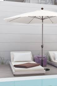 Floral Print Patio Umbrellas by How To Store A Patio Umbrella For Winter Overstock Com