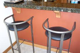furniture unique round spectator height bar stools and round