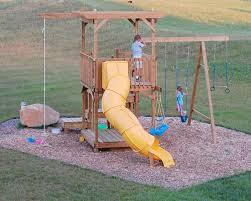Backyard Play Structure by 34 Free Diy Swing Set Plans For Your Kids U0027 Fun Backyard Play Area