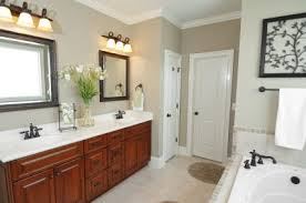 Ideas For Bathrooms Decorating Zampco - Small master bathroom designs