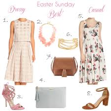 casual easter sunday best in a pod
