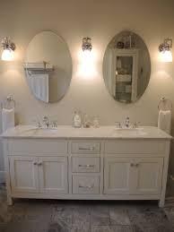 vanité chambre de bain vanité blanche atelier meuble rustique