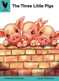 big book pigs 6a061 literacy supplies