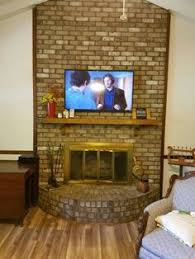 Tv Mount Over Fireplace by 65
