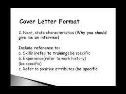 here is a video on how to write cover letters it u0027s fairly crisp