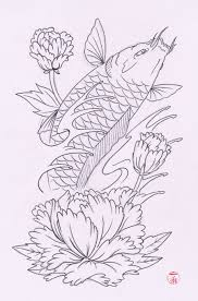 pisces koi fish in water tattoo design in 2017 real photo