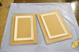How To Make Cabinet Door How To Make Your Own Cabinet Doors Beneath My