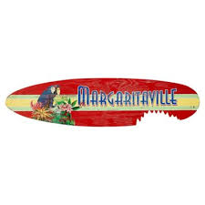 Margaritaville Home Decor Buy Surfboard Decoration From Bed Bath U0026 Beyond