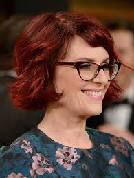 megan mullally in stars at the vanity fair oscar party zimbio