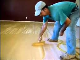 wood floor fill holes