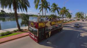 San Francisco Big Bus Tour Map by Big Bus Tours Miami Open Top Sightseeing Tour Video Youtube