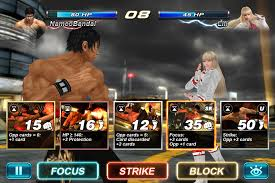 tekken for android apk free tekken card tournament gets a new version playstation country