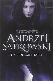contempy buy time of contempt witcher 2 by andrzej sapkowski 23 jan 2014