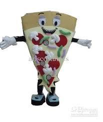 Pizza Halloween Costume Pizza Mascot Costume Animal Mascot Suit Carnival Costume Fancy