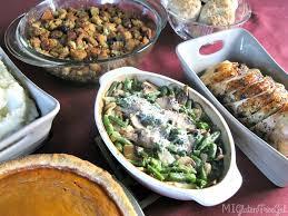 american gluten free thanksgiving dinner mi gluten free gal