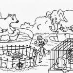 zoo animal coloring pages realistic gekimoe u2022 118788