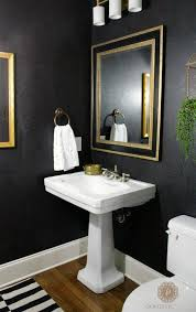 Blue Green Bathrooms On Pinterest Yellow Room by Best 25 Half Painted Walls Ideas On Pinterest Black And White