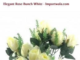 buy online shopping for elegant rose bunch white home decor items i u2026