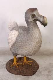 life size dodo bird statue museum zoo sculpture home goods decor 3