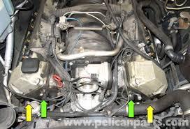 bmw x5 m62 8 cylinder camshaft sensor testing e53 2000 2006