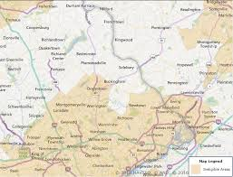 map of bucks county pa towns bucks county usda rural development mortgage loan