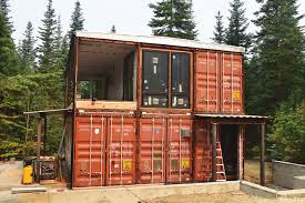 Home made from shipping containers • The Good Life  The Good Life