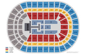 united center seating chart with map of area arizona state map