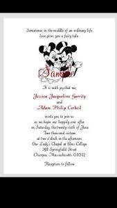 wedding wishes disney mickey wedding