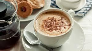 cappuccino cup wallpaper