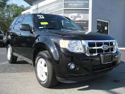 2012 used ford escape 4wd 4dr xlt at central motor sales serving
