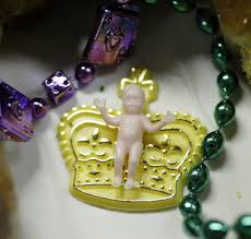 mardi gras king cake baby what does it if you find the baby in the king cake al