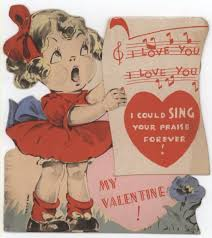 retro valentines free vintage cards for kids alpha