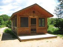 rustic screened cabins camping u201d at sibley state park chaos to
