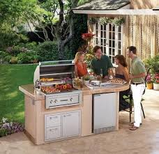 Backyard Barbecue Grills Marvelous Ideas Outdoor Bbq Ideas Good Looking Backyard Bbq For