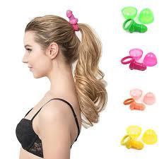 ponytail hair ponytail hair tie