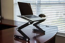 Laptop Desk Best Laptop Stands Ergonomic Desk Setups From Chiropractors