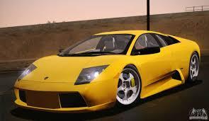 Lamborghini Murcielago Limo - lamborghini murcielago 2002 v 1 0 for gta san andreas