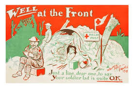 how was christmas celebrated during the first world war here are